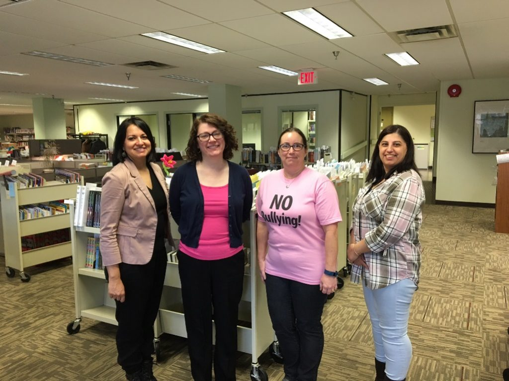 Pink Shirt Day 2017 -- Collections Services
